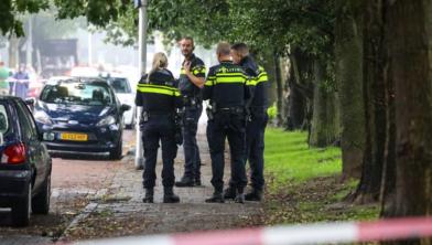 De politie is bezig met onderzoek naar de dader