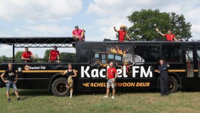 Kachel FM gaat toeren door de regio
