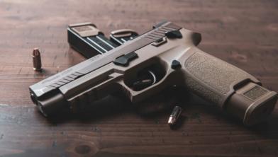 Er zijn nog geen aanhoudingen verricht in verband met wapenvondst