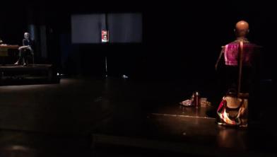 Theatervoorstelling Zie de Mens in september op de planken