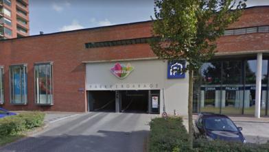 Parkeergarage Zwolle-zuid