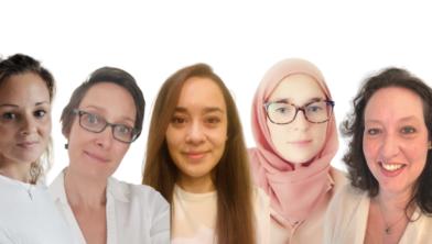 Het kinderwensteam van stichting Kinderwens in Nederland