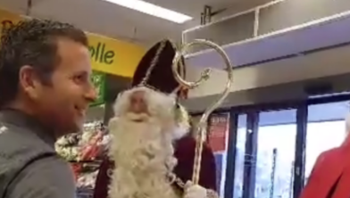 De Grote Sinterklaasactie in Zwolle is afgelast