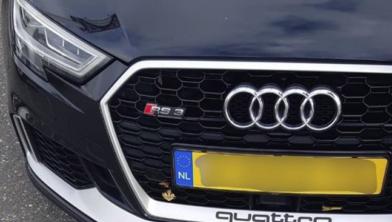 De supersnelle Audi Quattro