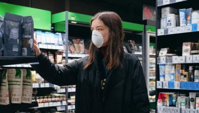 De mondmaskerplicht gaat in op 1 december, ook om veiliger te winkelen