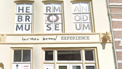 Herman Brood heeft in Zwolle ook al een eigen museum