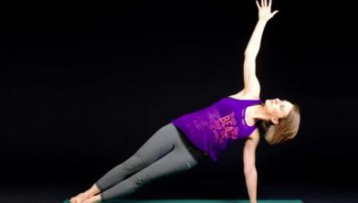 Yoga is een van de sporten die simpel thuis te doen is