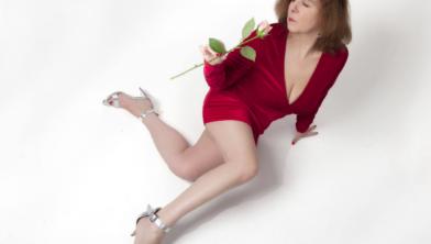 50+-model Ismi Avci wil nog een keer in Playboy