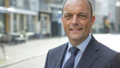 Burgemeester Peter Snijders