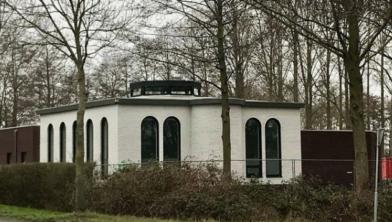 Moskee aan de Middelweg