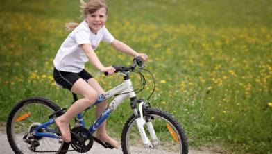 Kinderen hebben geen fiets of fietsen steeds slechter