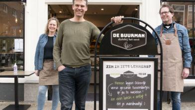 Verswinkel de Buurman is geopend aan de Vispoortenplas