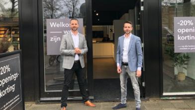 Eef Los en Wilfred van Marle van Kvik