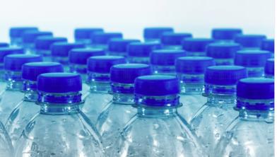 Statiegeld op plastic flessen