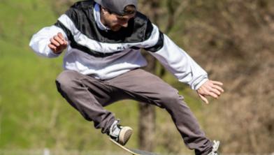 De Zwolse politiek wil een nieuw skatepark in Park de Wezenlanden