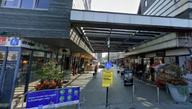 Winkelcentrum Stadshagen krijgt een fikse opknapbeurt