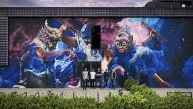De vierde trotse muur in Zwolle