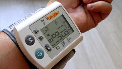 Een verhoogde bloeddruk is wel wat tegen te doen