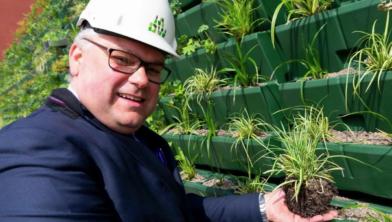 Ed Anker: als wethouder ben je vier jaar aan het zaaien om te kunnen oogsten