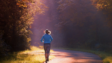 Met de regelmaat een eindje hardlopen is gezond voor lijf en leden