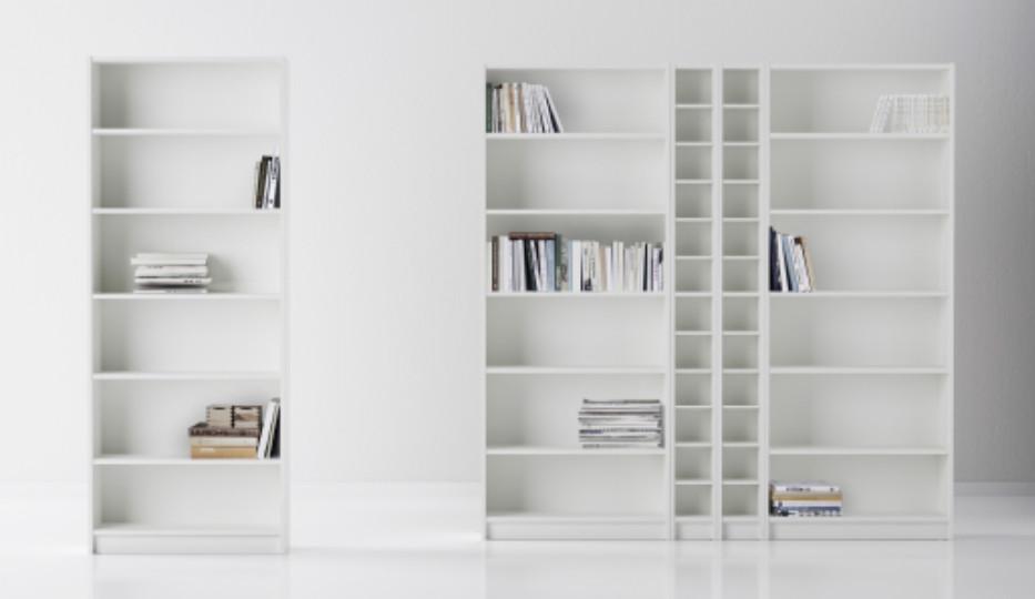 grote kans dat jij een billy boekenkast in je huis hebt staan de kasten van deze serie gaan namelijk als warme broodjes over de toonbank