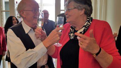Arnoud en Etta Spork