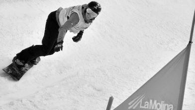 Renske  van Beek / Para Snowboard World Cup