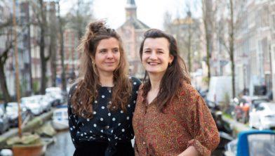 Dorien Pfauth & Brigitte Borm