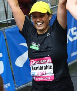 finish foto ladies run Esmeralde