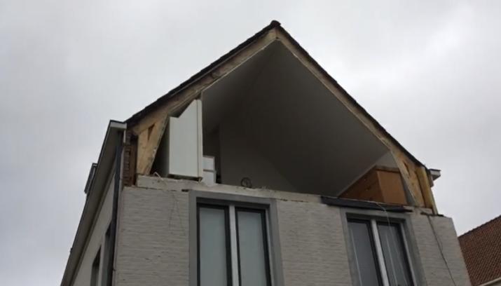 Landelijk Huis Nyc : Onderzoek naar constructie getroffen huis de woerd leidsche rijn