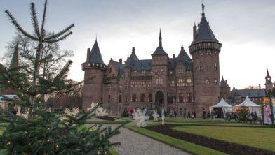 Grootste Kerstmarkt Van Benelux Start Morgen In Kasteel De Haar
