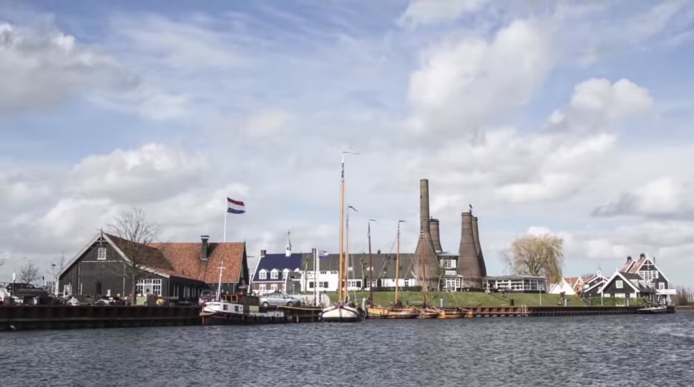 Haven Van Huizen : Check deze gave timelapse van de haven van huizen gooisch