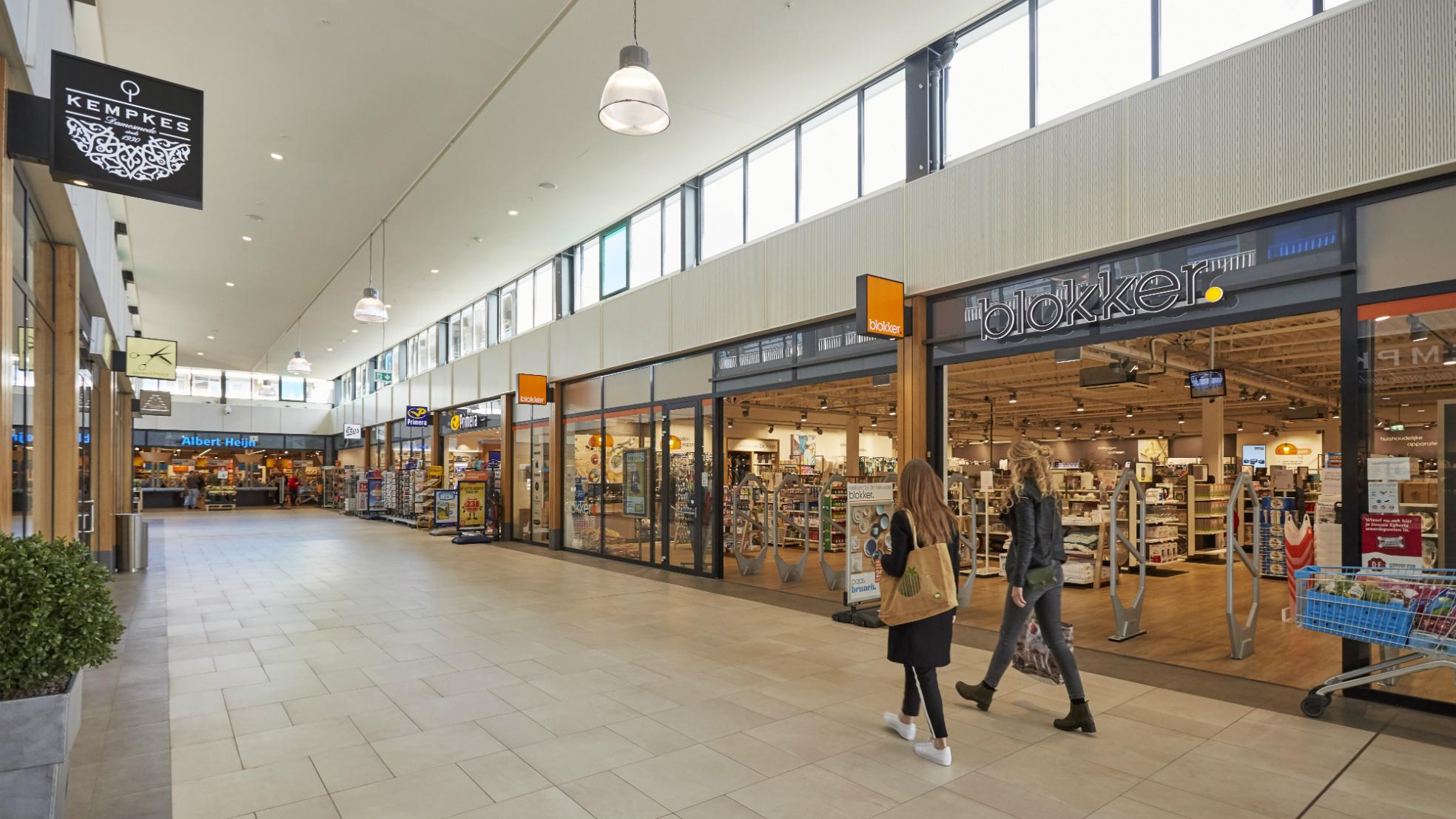 Winkelcentrum Kerkelanden Hilversum