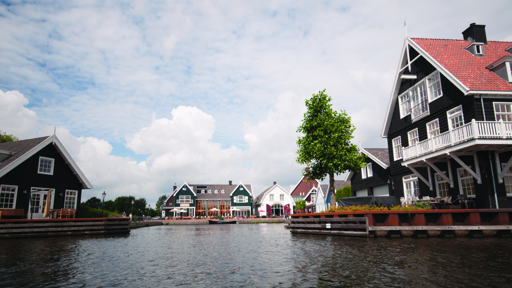 Haven Van Huizen : Haven van huizen gooisch
