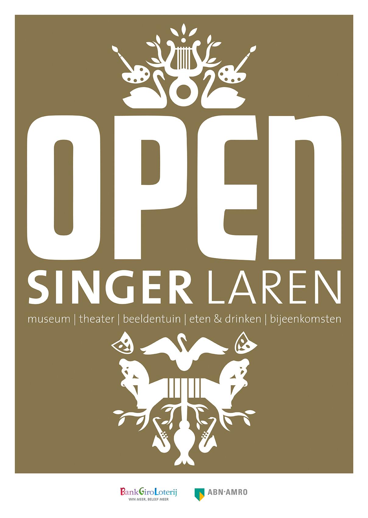 Singer Laren open