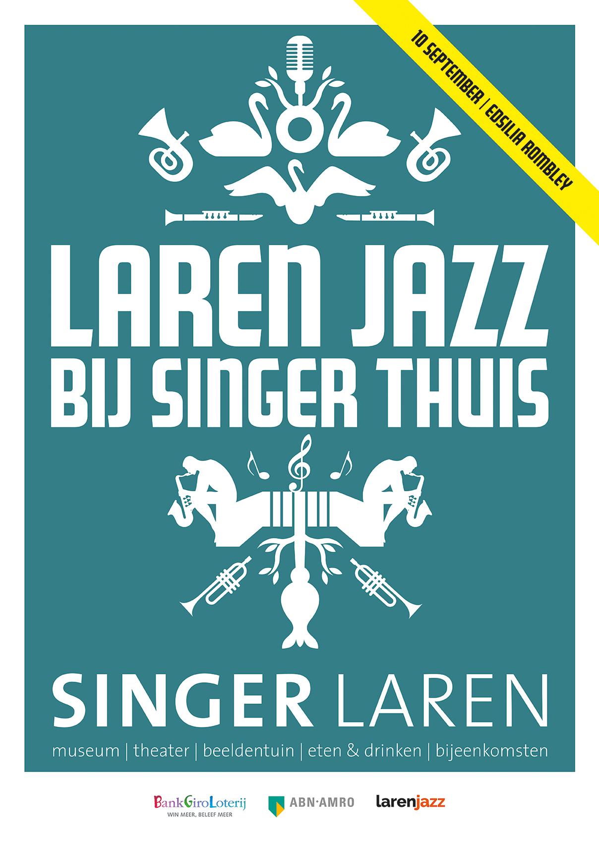 Singer Laren Jazz