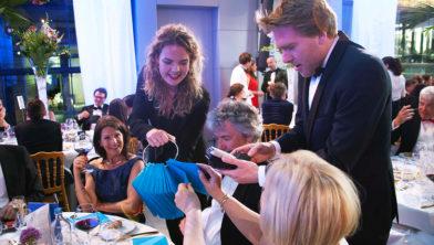 Make-A-Wish Wish Ball ambassadeur Sjoerd van Ramshorst