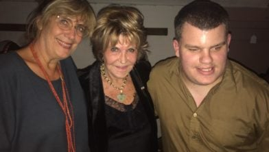 Op de foto van links naar rechts: Christien, Astrid en Bas.