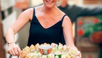 Sushi liefhebbers opgelet!