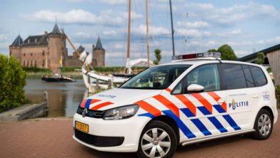 Arrestatie in Bussum