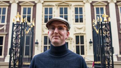 The Kik voor het Mauritshuis