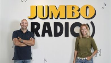 DJ's Daniel Smulders en Kristel van Eijk dagelijks live