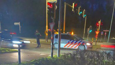 Veeg Piet en Veeg Politie Team Work