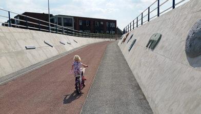veilig regionaal fietsnetwerk voor alle leeftijden