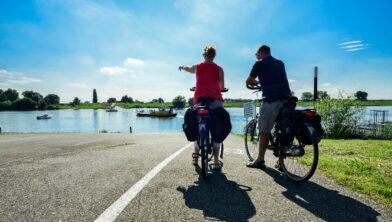 prachtige fietstochten in Rhenen