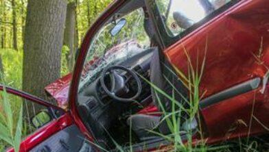 Lachgas 90km te hard ongeval: veroordeling