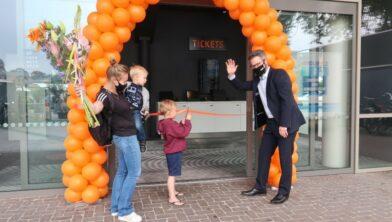 Familie Hilhorst opent Vue Hilversum