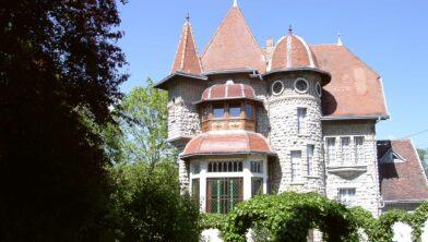 Chateau met verhuurmogelijkheden