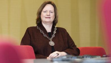 Daphne Bergman, burgemeester van gemeente Beuningen.