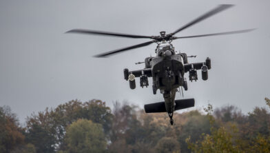 Hohenfels Duitsland, 6 oktober 2017 Internationale luchtmacht NAVO oefening Swift Response